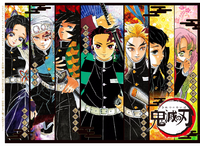 Demon Hunters (Demon Slayer - Kimetsu no Yaiba)