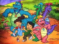 Fictional-locations-dragon-tales-cast