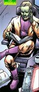 Kajz Dox, Brainiac 4