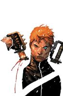 Shatterstar, the entertaining warrior of Mojo World
