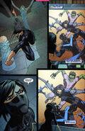 Batgirl body language