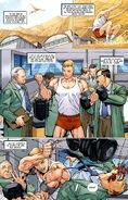 Captain America Athleticism