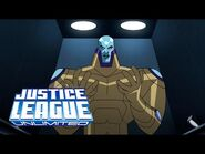 Lex Luthor and Brainiac finally become one - Justice League Unlimited
