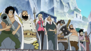 One Piece Giant Squad