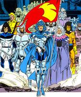 Shi'ar (Race) Marvel