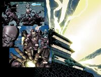 Energy Attacks by Iron Man