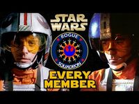 Every Member of Rogue Squadron - Star Wars Explained