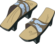 Monsoon Sandals (Xiaolin Showdown)
