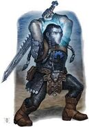 Angelic Avenger Cleric Dungeons and Dragons
