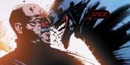 Batman who laughs headbutt