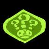 Confusion Badge