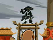 DP S03e02 samurai Danny at the ready