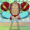 Franky Anime Post Timeskip Infobox One Piece