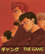 Sakuragi's Gang Slam Dunk