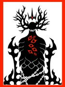 The Scarlet King by SunnyClockwork