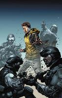 Valiant Entertainment Comics Peter Stanchek