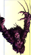 Native (Earth-616) from Official Handbook of the Marvel Universe Vol 4 6 0001