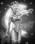Elune Warcraft