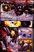 Ghost Rider Vs Lucifer