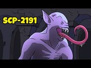 Dracula Factory - SCP-2191 (SCP Animation)