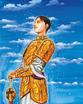 Rin Ko, Flying Spear of Renpa's Four Heavenly Kings