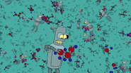Bender Manipulating Molecules