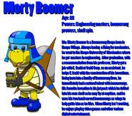 Morty Boomer