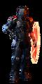 N7 Paladin Sentinel Mass Effect 3