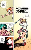 Roxy Richter, the 4th evil ex-phase Scott Pilgrim