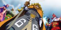 Vinsmoke Family One Piece