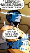 Delphic (Legion Personality) (Earth-616) from X-Men Legacy Vol 1 249
