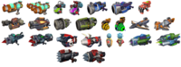 Ractchet and Clank Gadgetron Weapons 3