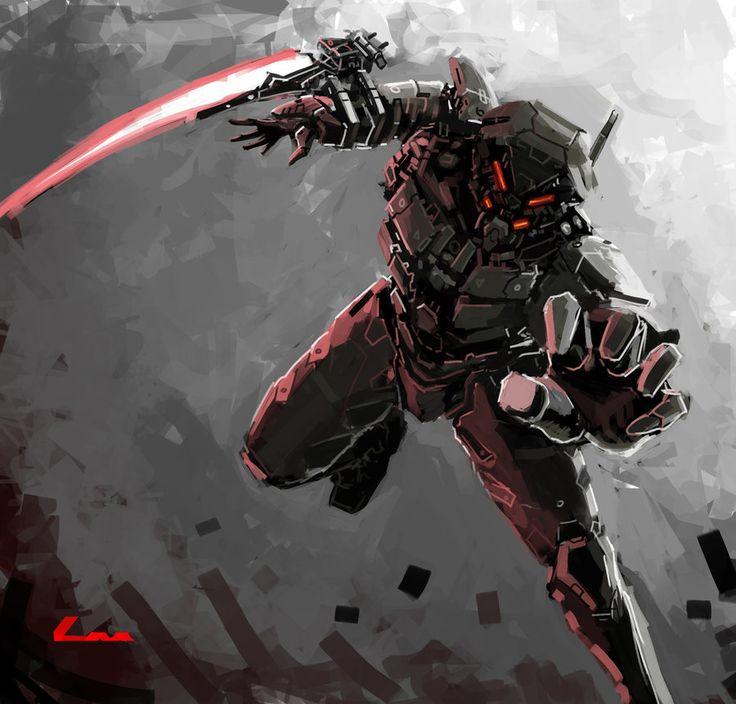 Cursed warrior 343/Traitor humans