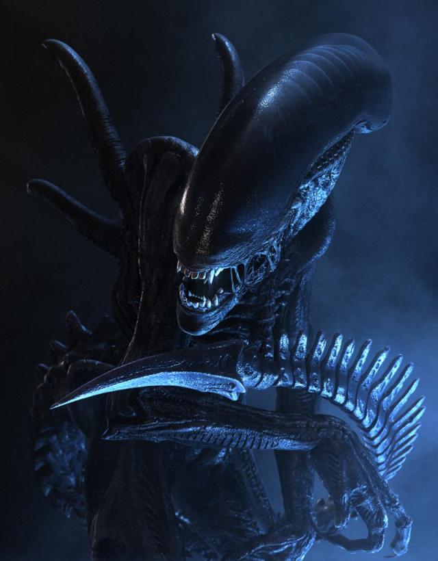 Alien Monster Physiology