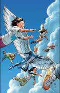 Angel X-Men Unlimited Vol 2 8 Textless