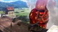 Colossal Titan reappears