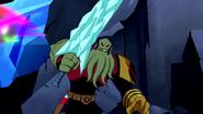Vilgax Crystal Sword
