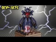 SCP-1875 Antique Chess Computer (SCP Animation)