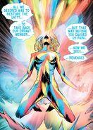 Violet Harper Halo (DC Comics) colors 1