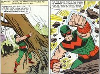Wonder Man's Strength (1)