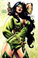 Cheshire Jade Nguyen DC Comics