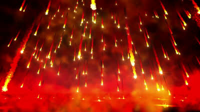 Fire Rain Generation