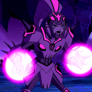 Charmcaster (Ben 10) stone armor