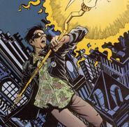 Jack Knight Starman (DC Comics) Cosmic Staff