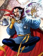 Stephen Strange (Marvel) levitation