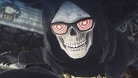 Uncle Death Face LET IT DIE