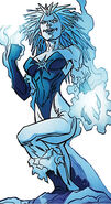Louise Lincoln Killer Frost (DC Comics) blue