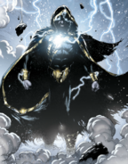 Teth-Adam Black Adam (DC Comics)