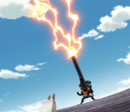 Wall Railgun