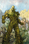 Alec Holland Swamp Thing Vol 5 25 Textless
